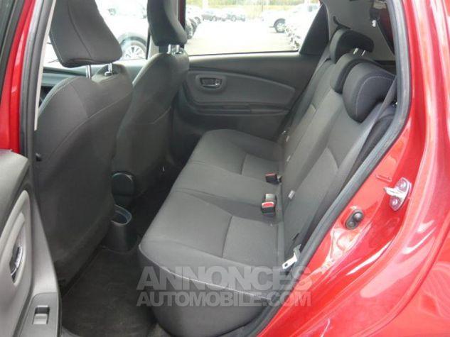 Toyota YARIS 100 VVT-i Design 5p ROUGE Occasion - 3