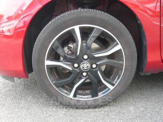Toyota YARIS 100 VVT-i Design 5p ROUGE Occasion - 8