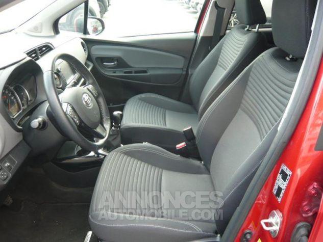 Toyota YARIS 100 VVT-i Design 5p ROUGE Occasion - 13