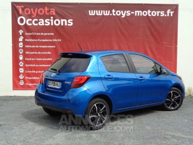 Toyota YARIS 100 VVT-i Design 5p BLEU Occasion - 1