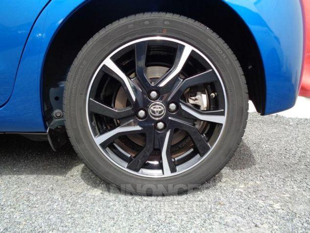 Toyota YARIS 100 VVT-i Design 5p BLEU Occasion - 3
