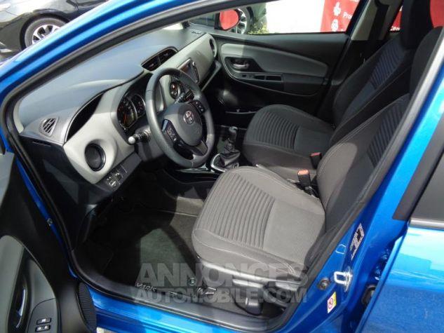 Toyota YARIS 100 VVT-i Design 5p BLEU Occasion - 5