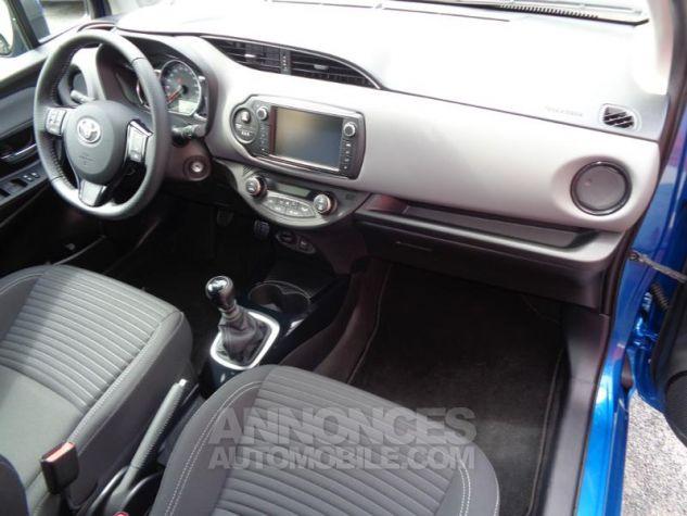 Toyota YARIS 100 VVT-i Design 5p BLEU Occasion - 6