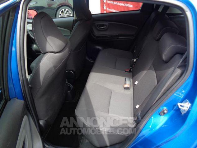 Toyota YARIS 100 VVT-i Design 5p BLEU Occasion - 8