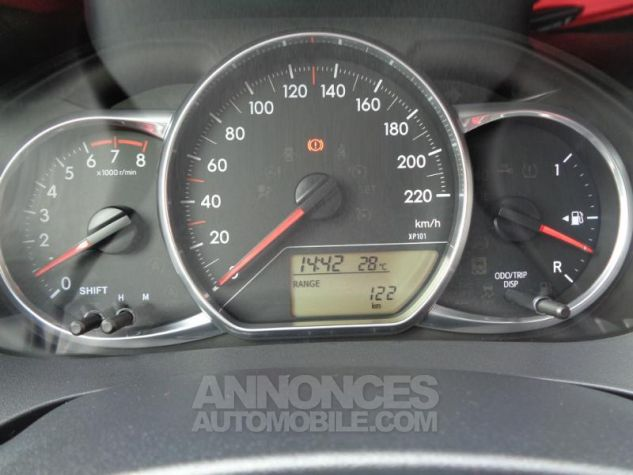 Toyota YARIS 100 VVT-i Design 5p BLEU Occasion - 11