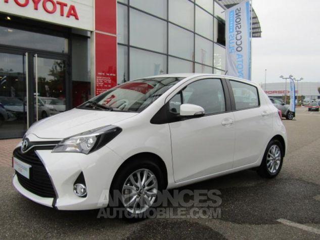 Toyota YARIS 100 VVT-i Dynamic 5p BLANC Occasion - 0