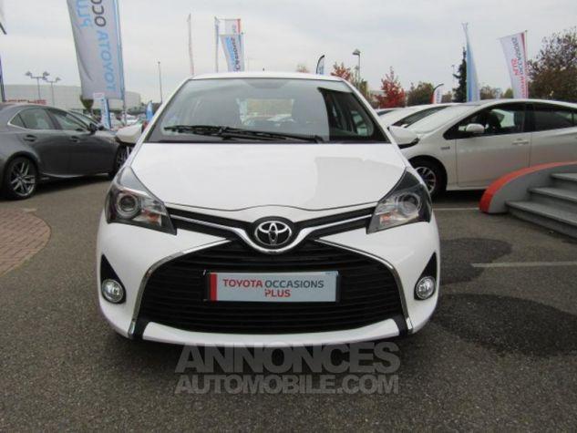 Toyota YARIS 100 VVT-i Dynamic 5p BLANC Occasion - 1