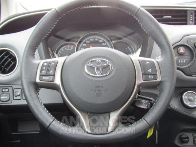 Toyota YARIS 100 VVT-i Dynamic 5p BLANC Occasion - 3