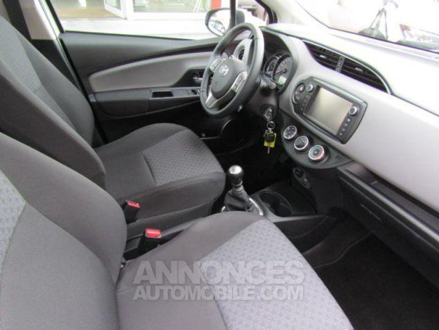 Toyota YARIS 100 VVT-i Dynamic 5p BLANC Occasion - 8