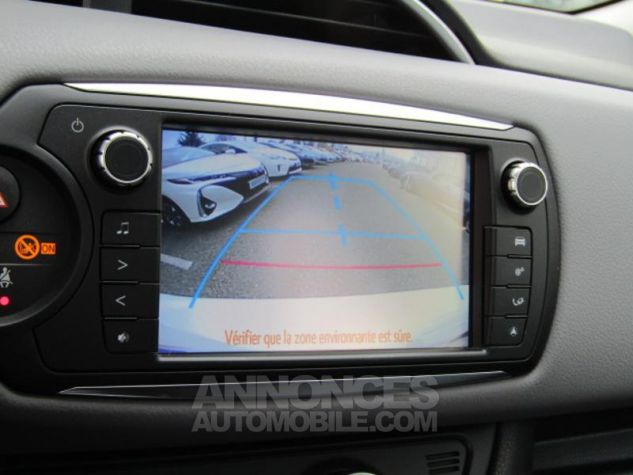 Toyota YARIS 100 VVT-i Dynamic 5p BLANC Occasion - 9