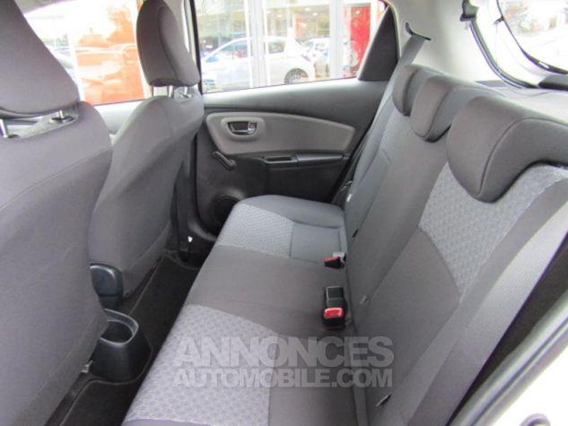 Toyota YARIS 100 VVT-i Dynamic 5p BLANC Occasion - 4