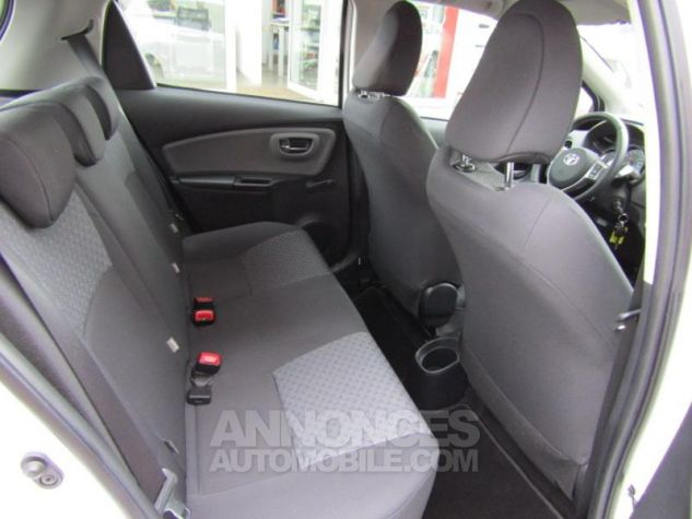 Toyota YARIS 100 VVT-i Dynamic 5p BLANC Occasion - 5