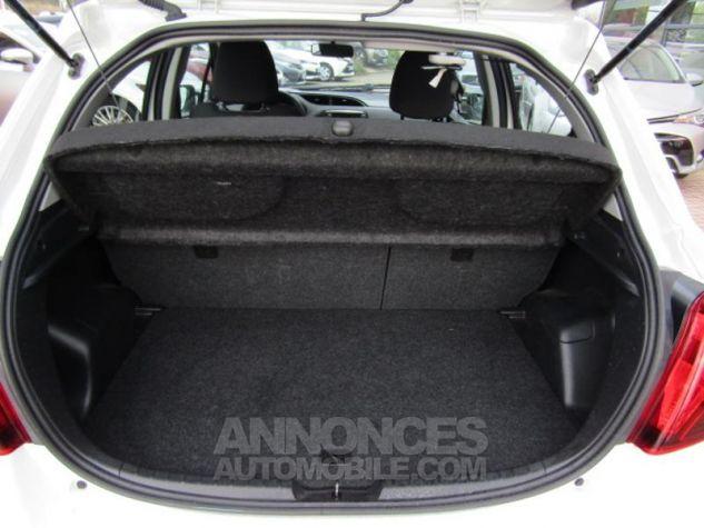 Toyota YARIS 100 VVT-i Dynamic 5p BLANC Occasion - 7