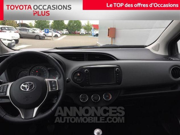 Toyota YARIS 100 VVT-i Dynamic 5p Noir Occasion - 4