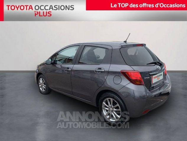 Toyota YARIS 100 VVT-i Dynamic 5p Gris Atlas Occasion - 1