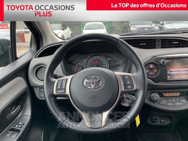Toyota YARIS 100 VVT-i Dynamic 5p Gris Atlas Occasion - 5