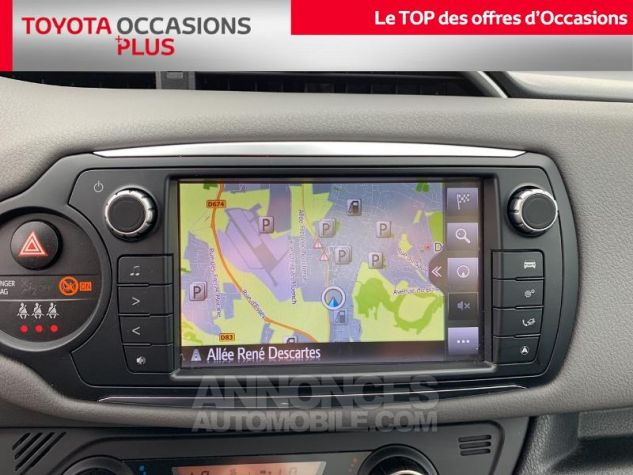 Toyota YARIS 100 VVT-i Dynamic 5p Gris Atlas Occasion - 6