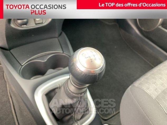 Toyota YARIS 100 VVT-i Dynamic 5p Gris Atlas Occasion - 8