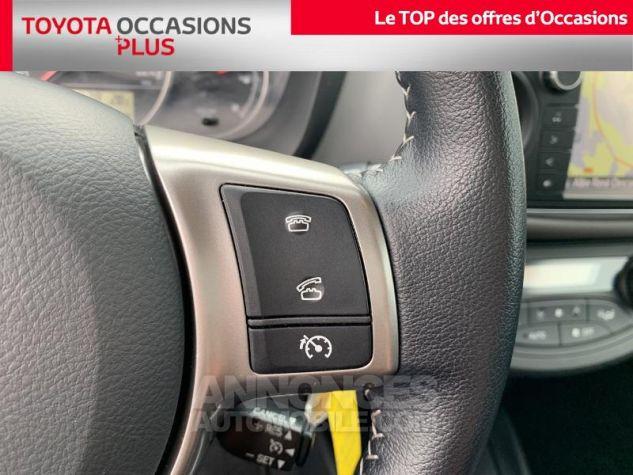 Toyota YARIS 100 VVT-i Dynamic 5p Gris Atlas Occasion - 9