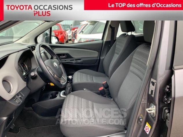 Toyota YARIS 100 VVT-i Dynamic 5p Gris Atlas Occasion - 12