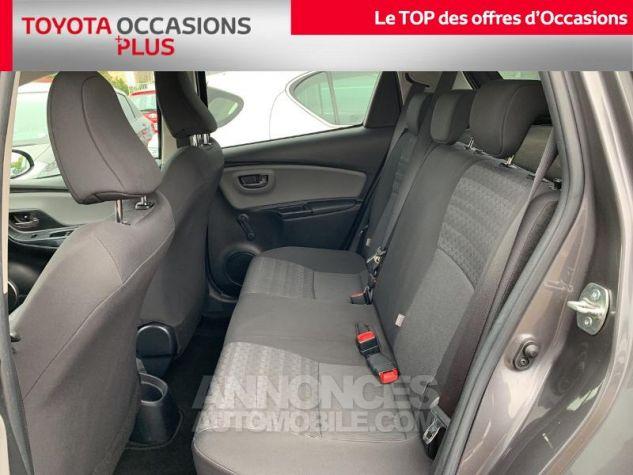 Toyota YARIS 100 VVT-i Dynamic 5p Gris Atlas Occasion - 13