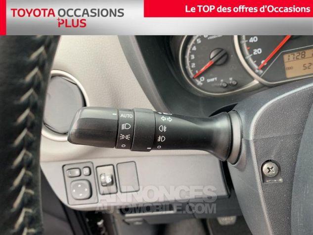 Toyota YARIS 100 VVT-i Dynamic 5p Gris Atlas Occasion - 17