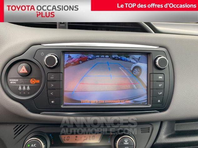 Toyota YARIS 100 VVT-i Dynamic 5p Gris Atlas Occasion - 18
