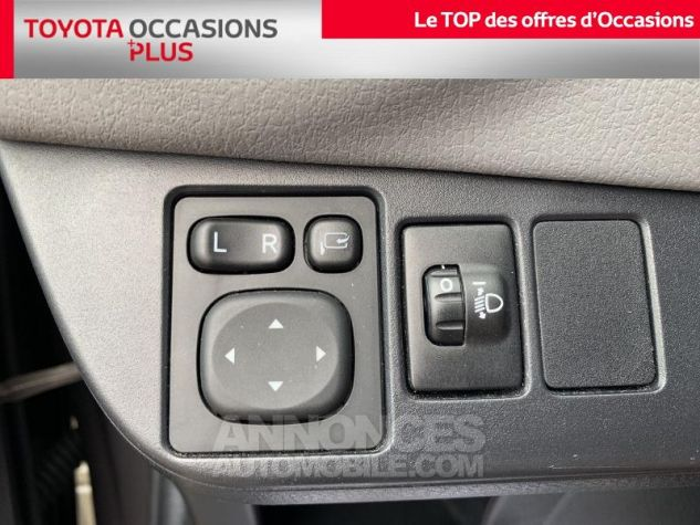 Toyota YARIS 100 VVT-i Dynamic 5p Gris Atlas Occasion - 19