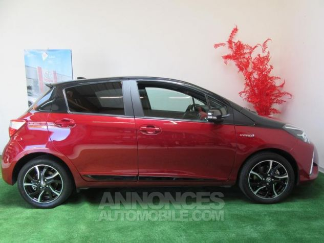 Toyota YARIS 100h Collection 5p BI TON ROUGE ALLURE Occasion - 2