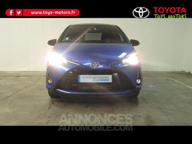 Toyota YARIS 100h Collection 5p RC18 Bleu Foncé Occasion - 3