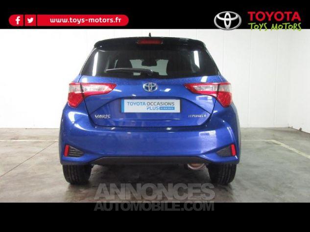 Toyota YARIS 100h Collection 5p RC18 Bleu Foncé Occasion - 4