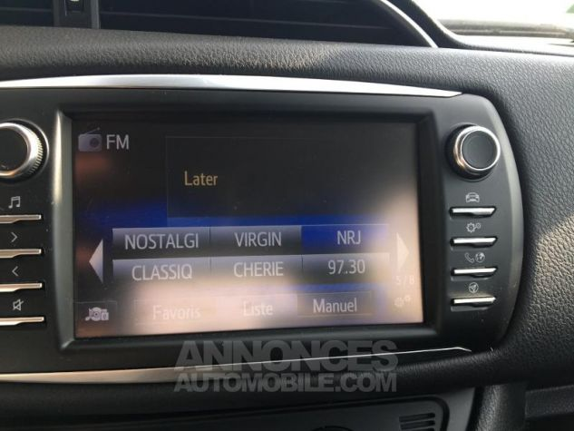 Toyota YARIS 100h Dynamic 5p BLANC NACRE Occasion - 16