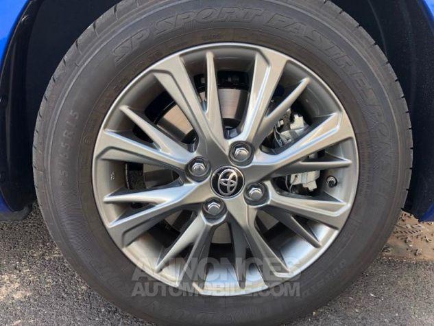 Toyota YARIS 100h Dynamic 5p RC18 BLEU NEBULA Occasion - 12