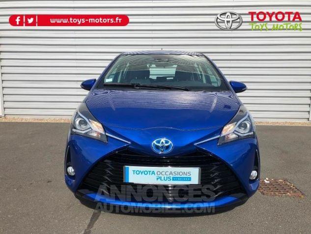 Toyota YARIS 100h Dynamic 5p RC18 BLEU NEBULA Occasion - 13