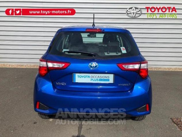 Toyota YARIS 100h Dynamic 5p RC18 BLEU NEBULA Occasion - 14