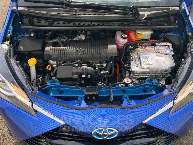 Toyota YARIS 100h Dynamic 5p RC18 BLEU NEBULA Occasion - 15