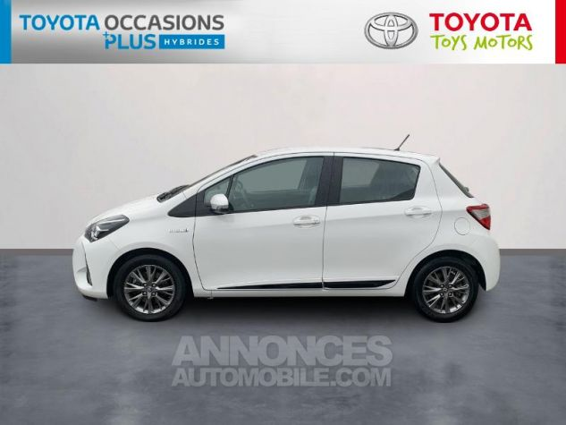 Toyota YARIS 100h Dynamic 5p RC18 Blanc Pur Occasion - 2