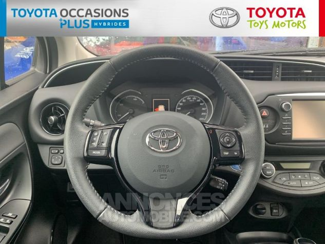Toyota YARIS 100h Dynamic 5p RC18 Blanc Pur Occasion - 5