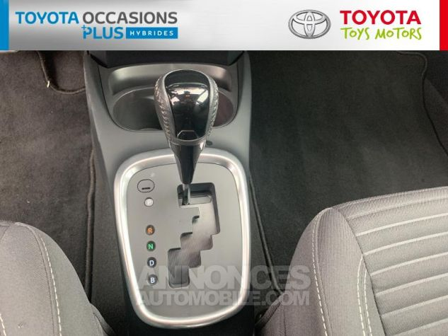 Toyota YARIS 100h Dynamic 5p RC18 Blanc Pur Occasion - 8