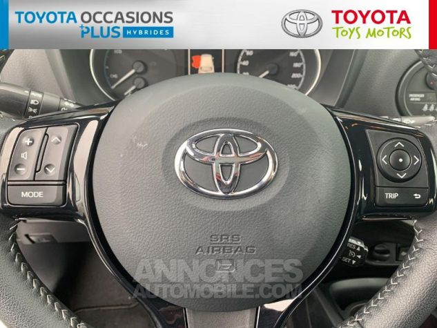 Toyota YARIS 100h Dynamic 5p RC18 Blanc Pur Occasion - 9