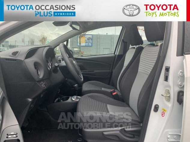 Toyota YARIS 100h Dynamic 5p RC18 Blanc Pur Occasion - 12