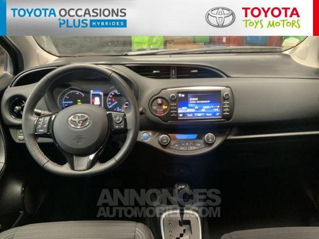 Toyota YARIS 100h Dynamic 5p RC18 Gris Atlas Occasion - 4