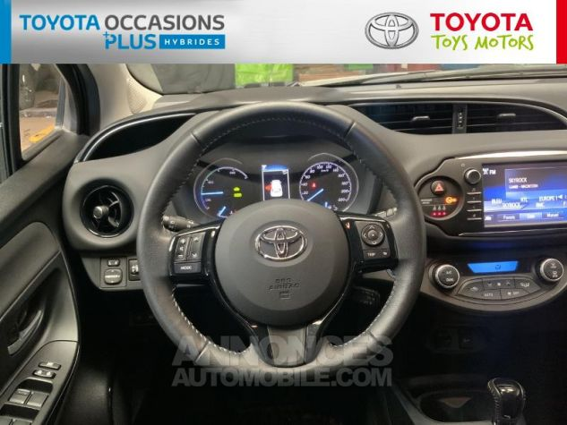 Toyota YARIS 100h Dynamic 5p RC18 Gris Atlas Occasion - 5
