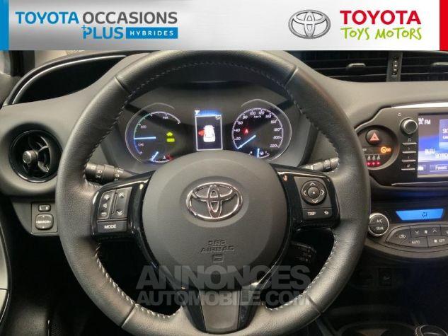Toyota YARIS 100h Dynamic 5p RC18 Gris Atlas Occasion - 9