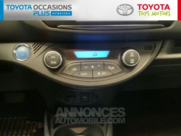 Toyota YARIS 100h Dynamic 5p RC18 Gris Atlas Occasion - 10