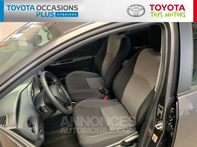 Toyota YARIS 100h Dynamic 5p RC18 Gris Atlas Occasion - 12