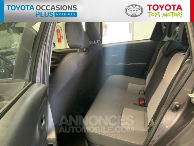 Toyota YARIS 100h Dynamic 5p RC18 Gris Atlas Occasion - 13