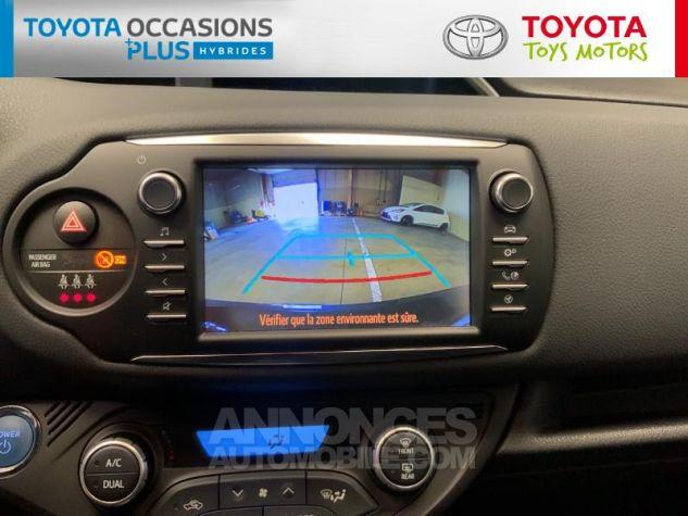 Toyota YARIS 100h Dynamic 5p RC18 Gris Atlas Occasion - 15