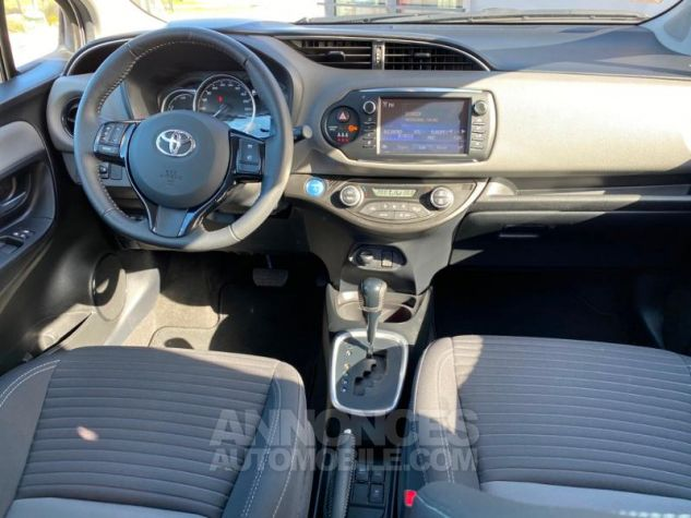 Toyota YARIS 100h France 5p RC18 Blanc Pur Occasion - 5
