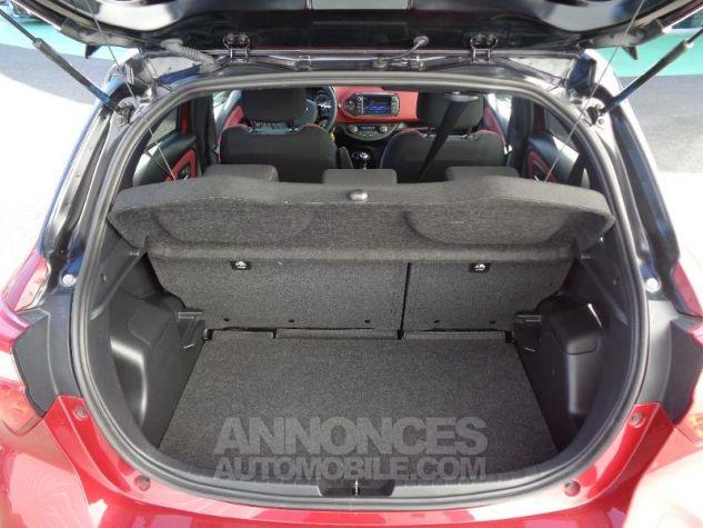 Toyota YARIS 110 VVT-i Collection 5p BI TON ROUGE ALLURE   NOIR Occasion - 7